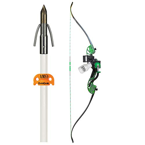 AMSBowfishing Water Moc Recurve Bowfishing Kit