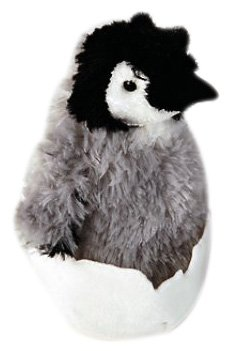 Douglas Toys Pip Penguin Chick in Shell