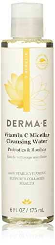 DERMA E Vitamin C Renewing Moisturizer with Probiotics and Rooibos 6oz