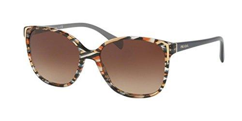Prada Women's PR 01OS Sunglasses 55mm ()