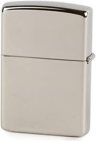 ZIPPO(ジッポー) ライター チタンコーティング シルバー