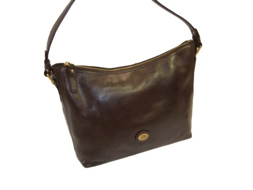 The Bridge Beutel Tasche Leder 044083-01-14 braun