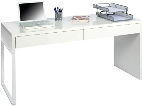 Habitdesign 002315A - Mesa Escritorio, Mesa de despacho Dos ...