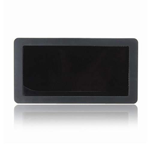 CamKpell 4 Tacómetro de Pantalla LED Digital Medidor de Velocidad ...