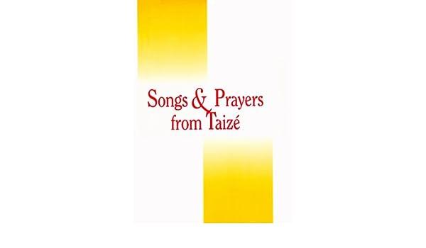 Songs and Prayers from Taize: Keyboard Accompaniment: Amazon.es: N/A: Libros en idiomas extranjeros
