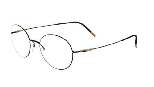- Eyeglasses Silhouette Dynamics Colorwave Full Rim 5509 9240 black 47/19/140 3 pi