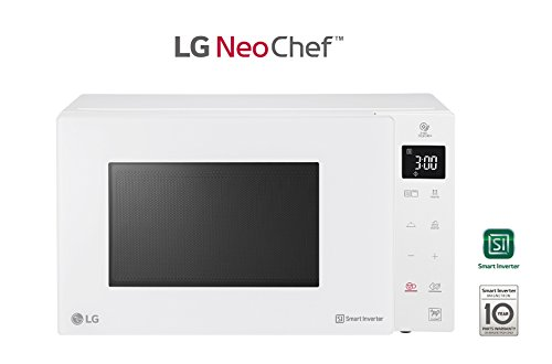 LG mh7235gph Horno Microondas Inverter con grill Capacidad ...