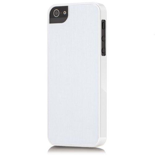 Versio Mobile VM-20190 Merge Brushed Aluminum Case for iPhone 5 - (Brushed Aluminum Case)