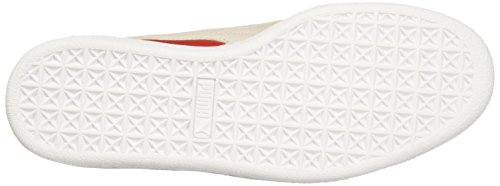 Basket White Puma Donna Heart Basse Ginnastica Scarpe da Patent Wn's Red vqRx8qd