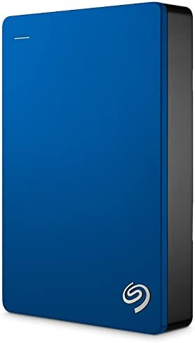 Seagate Backup Plus Portable 5TB External Hard Drive HDD  Blue USB 30 for PC Laptop and Mac 2 Months