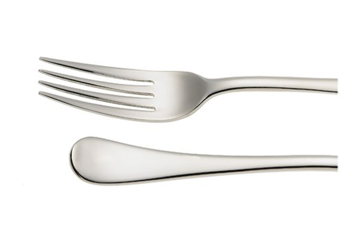 Ginkgo International Varberg 20-Piece Stainless Steel Flatware Place Setting, Service for 4