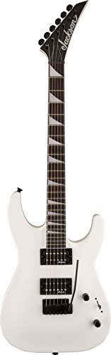(Jackson 6 String Solid-Body Electric Guitar, other, Snow White RFB (2910120500))
