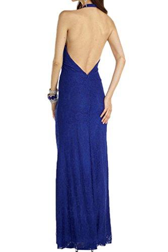 Missdressy -  Vestito  - Scollatura dietro - Donna blu royal 40