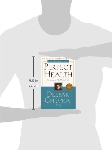 317WB5HdmrL - Perfect Health: The Complete Mind/Body Guide, Revised and Updated Edition