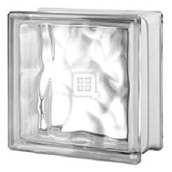 Quality Glass Block 8 x 8 x 4 Nubio Glas...