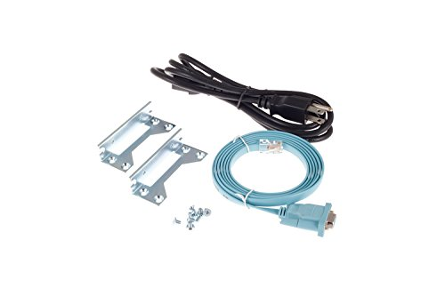 Cisco 2821/2851 Accessory Kit (ACS-2821-51RM-19, AC Power Cord, Console Cable)
