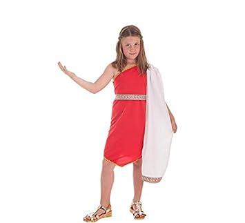 Disfraz de Romana con Picos para niña: Amazon.es: Juguetes y juegos