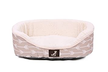 All Pet Solutions Cama para Perro, Cama de Lujo con cojín Reversible Lavable: Amazon.es: Productos para mascotas