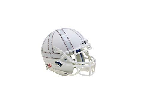 Schutt NCAA Nebraska Cornhuskers On-Field Authentic XP Football Helmet, ALT 6