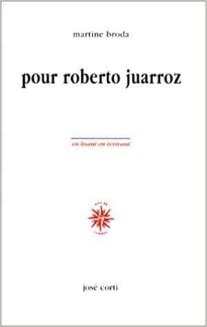Pour Roberto Juarroz (livre non massicoté) epub pdf