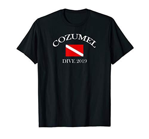 Cozumel Dive Trip 2019 Memory Gift Shirt (Dive Cozumel)