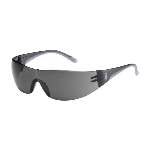 Protective Eva 250-10-5501 Rimless Safety Glasses with Gr...