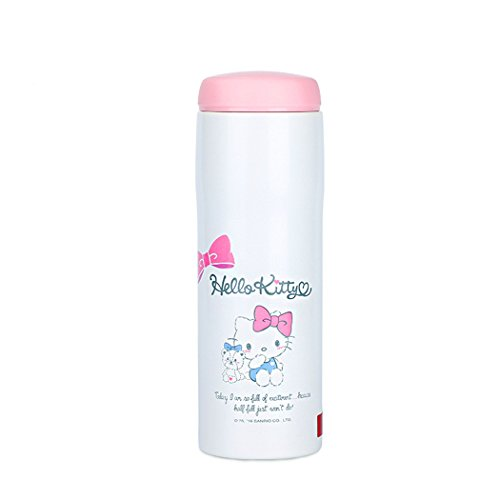 Hello Kitty16.4 oz Stainless Steel Water Bottle -Thermal Fla