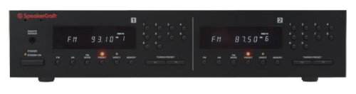 Speakercraft STT 2.0 Digital AM/FM Twin Tuner