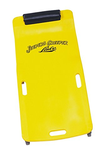 Lisle 93102 Yellow Plastic Creeper ()