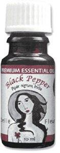 Black Pepper Pure Essential Oil, 10ml