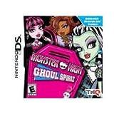 Monster High: Ghoul Spirit - Nintendo DS