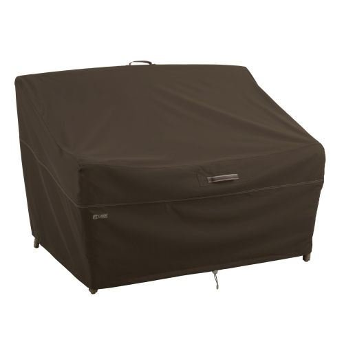 Classic Accessories MADRONA RAINPROOF PATIO LOVESEAT COVER, SMALL by Classic Accessories