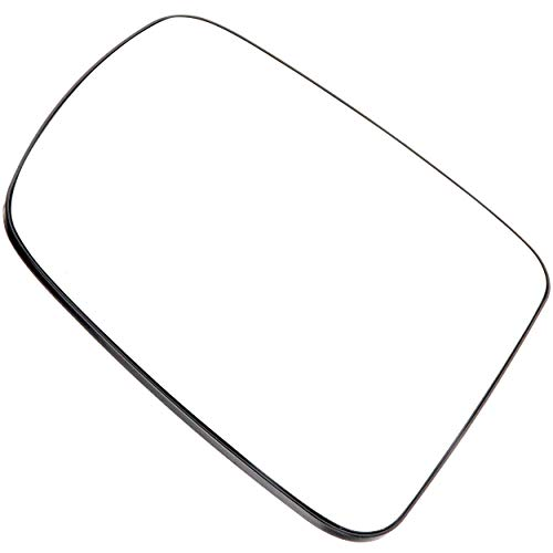APDTY 67146 Side View Mirror Replacement Glass Fits Left (Driver-Side) 2003-2007 Chevrolet Express 1500 2500 3500/03-07 GMC Savana 1500 2500 3500 Models With Heat,Power,Turn Signal Replaces 88944455