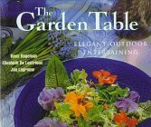 - The Garden Table: Elegant Outdoor Entertaining by Kees Hageman (1998-03-04)