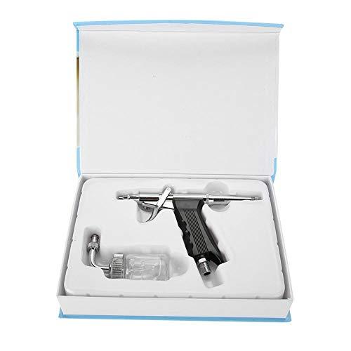 ZJchao Kit de Pistola de pulverización, Pistola de aerógrafo Profesional 0.2mm Gun Art Tattoo Decoration Herramientas para...