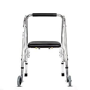 CHenXy Caminante Caminante de cuatro patas de aleación de aluminio ...