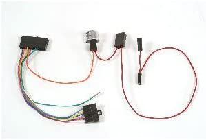 [DIAGRAM_09CH]  Amazon.com: Ididit 3100035785 Wiring Harness Adapter & 4-Way Flasher Kit:  Automotive | Ididit Wiring Harness |  | Amazon.com