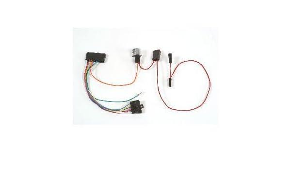 amazon com ididit 3100035785 wiring harness adapter \u0026 4 way flasher Hella Wiring Harness