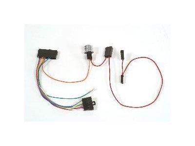 amazon com ididit 3100035785 wiring harness adapter 4 way flasher rh amazon com  ididit steering column wiring harness