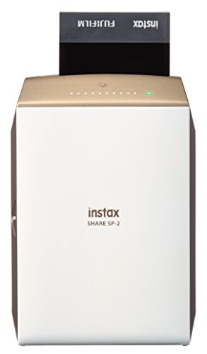 Fujifilm INSTAX SHARE SP-2 Smart Phone Printer (Gold)