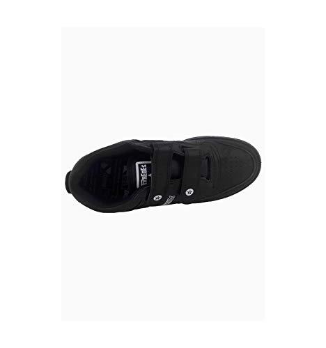Classic Paredes Noir Velcro en Sports noir 0qndY1