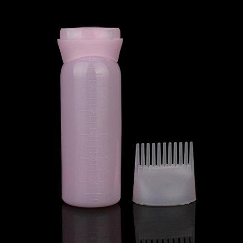 Hair CareBaomabao Hair Dye Bottle Applicator Brush Dispensing Salon Hair Coloring Dyeing