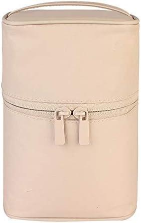化粧品袋 多機能化粧品ストレージボックス軽量ポータブルトラベルコスメティックバッグ大容量化粧ケース 旅行化粧収納ボックス (Color : Blue)