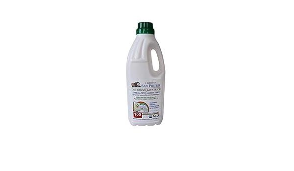 San Pietro Detergente Lavadora Líquido Higienización 100% MADE IN ...