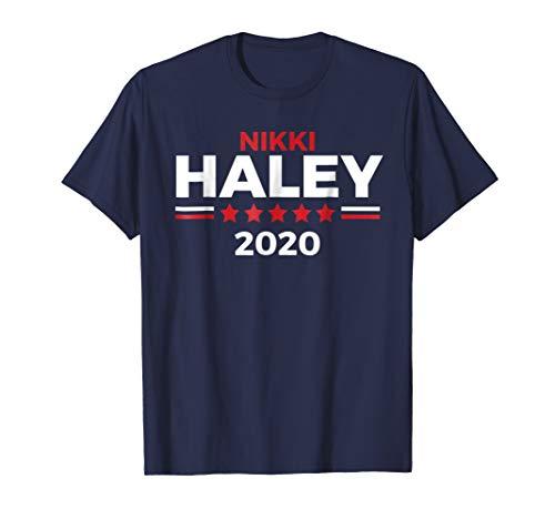 Nikki Haley Shirt President 2020 Campaign T-Shirt