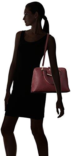 04ce0049d42e Amazon.com  Calvin Klein On My Corner Leather Satchel