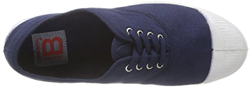 Sneaker 516 Bleu Marine Tennis Donna Bensimon Blu gSFaqW5