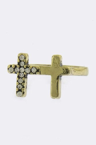 james avery ring cross - 6