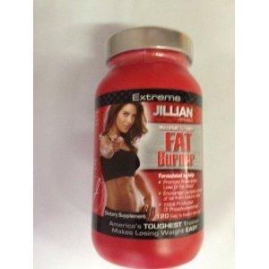 Jillian Michaels EXTREME FAT BURNER Maximum Strength 120 METACAPS