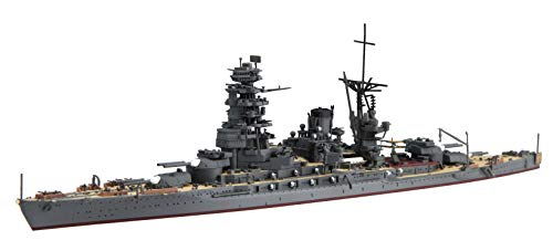 (Fujimi 1/700 Special Series No.90 Japanese Navy battleship Nagato during the Battle of Leyte Gulf(Japan imports))